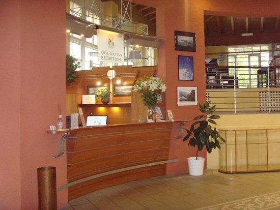 Hotel Golf Inn: Reception