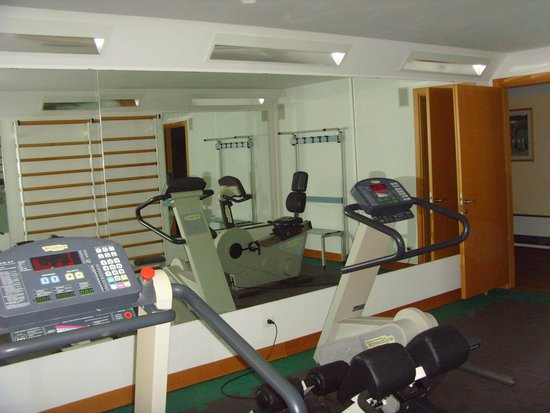 Hotel Golf Inn: fitness