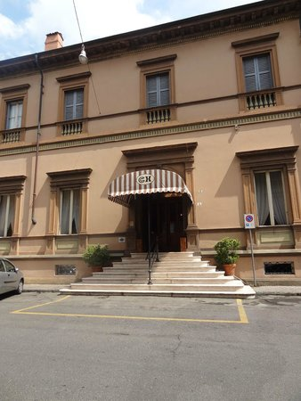 Hotel Canalgrande : Excellent location in quiet but central area