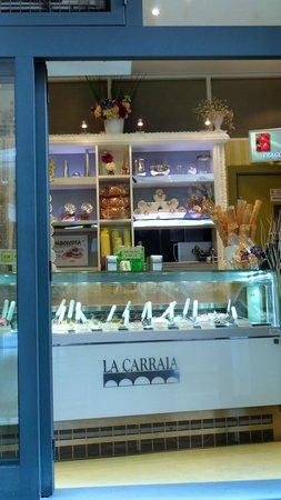 Gelateria La Carraia : La Carraia