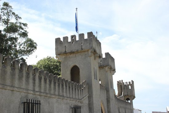 Aldeia Tipica Jose Franco: Muralha