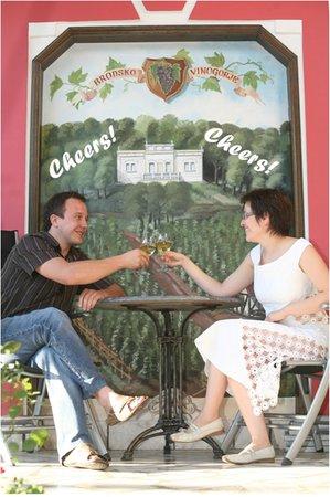 Hotel Garten: Cheers