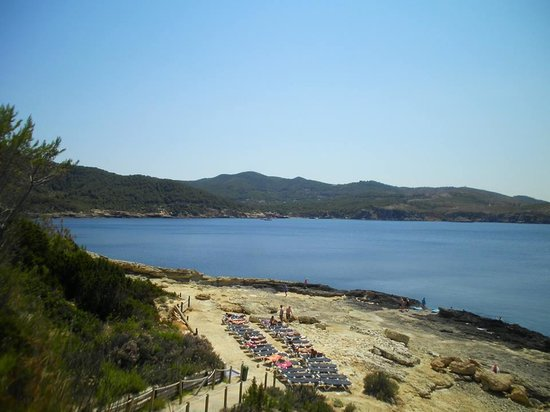 Club Vista Bahia: Beach View from hotel