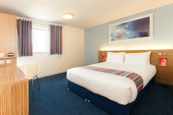 Travelodge Newquay Seafront Hotel: Double room