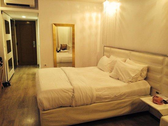 Diamond Deluxe Hotel & SPA - Adults Only : Involucro bello, il resto al di sotto di ogni aspettativa
