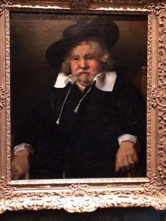 Mauritshuis : schitterend portret door Rembrandt