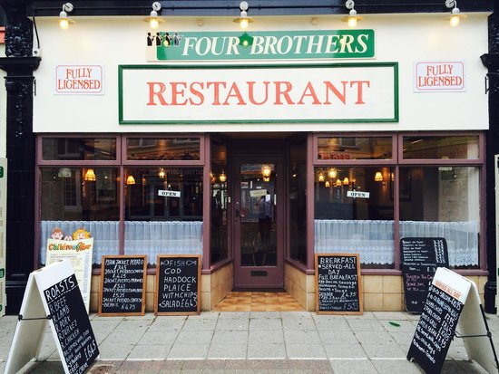 Four brothers restaurant great yarmouth restaurant for Four restaurant