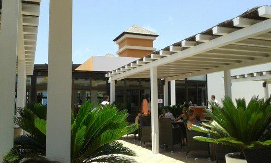Occidental Jandia Playa: bar grill