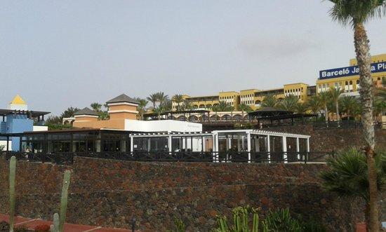 Occidental Jandia Playa: hotel