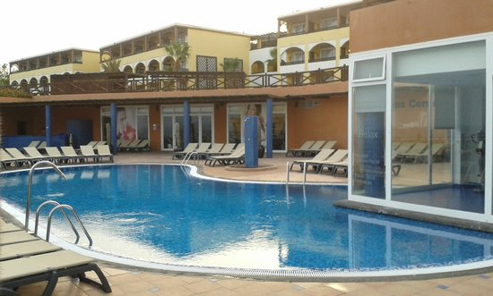 Occidental Jandia Playa: piscina fitness