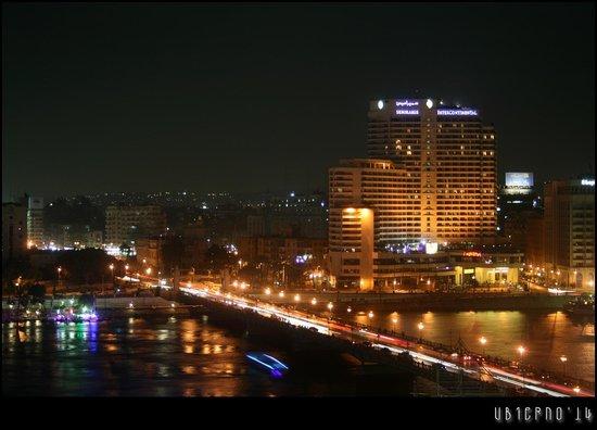 Novotel Cairo El Borg: Desde la quinta planta