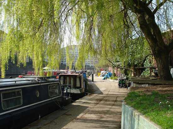 Regent's Canal: Un paseo estupendo