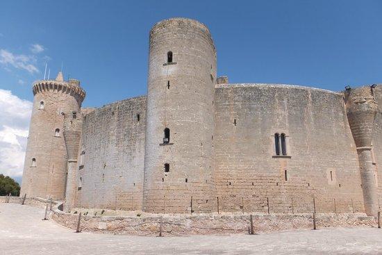 Castell de Bellver (Schloss Bellveder): Castell de Bellver