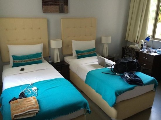 Express by CityBlue: Our Cozy Room at Express
