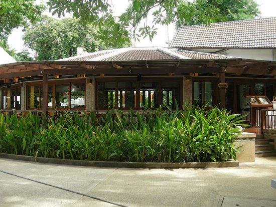 Woodlands Hotel & Resort : breakfast