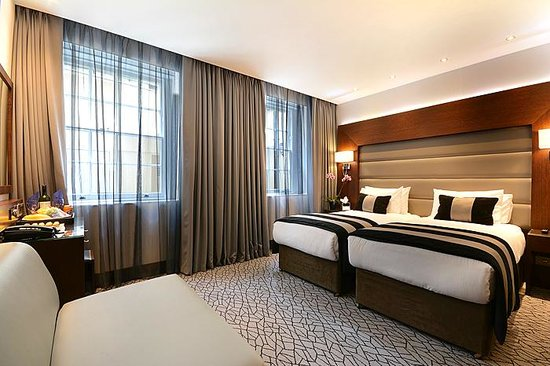 Park Grand London Lancaster Gate: Club twin Room