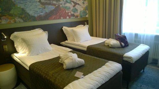 Hotel Palace: Twin Room