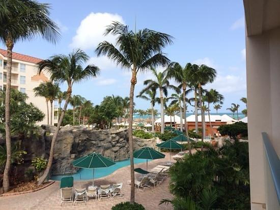 Marriott's Aruba Ocean Club: Nice view from 5221!
