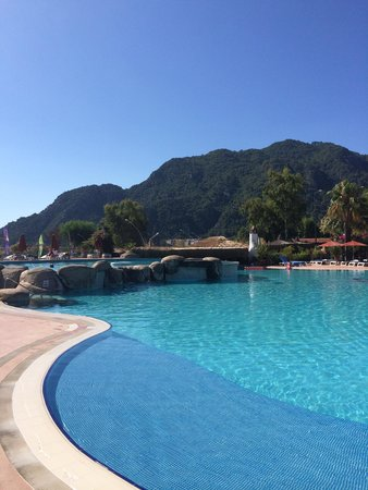 MARTI Resort de Luxe : Amazing pool
