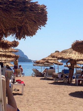 MARTI Resort de Luxe : Amazing private beach