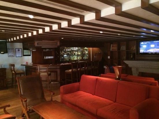 Hotel Emporio Zacatecas: Bar del hotel