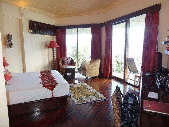 Jamahkiri Resort & Spa: a