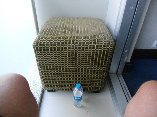 "Porto Bello Hotel Resort & Spa: ""Balkon"""