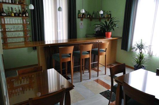 Hotel Maristany: Bar del Hotel