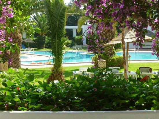 Hotel Dar El Olf: vu de la chambre