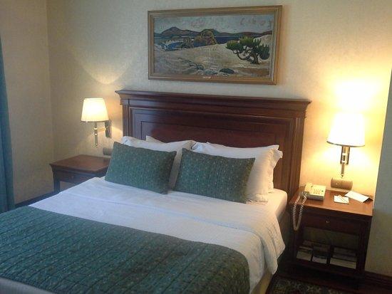 Electra Palace Thessaloniki: bedroom