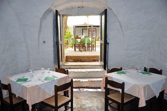 The Garden - Restaurant: La saletta sul cortile