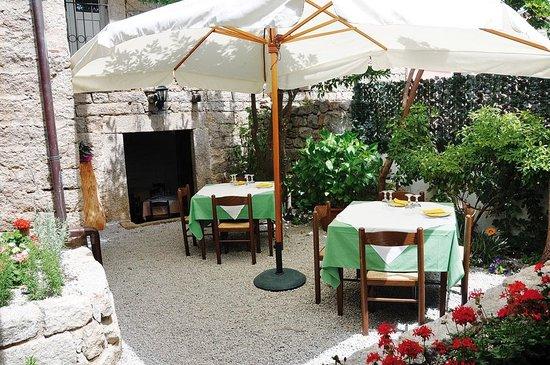 The Garden - Restaurant: La veranda