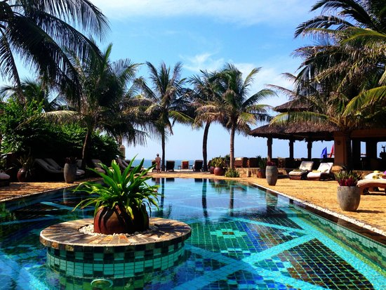 Mia Resort Mui Ne : The pool
