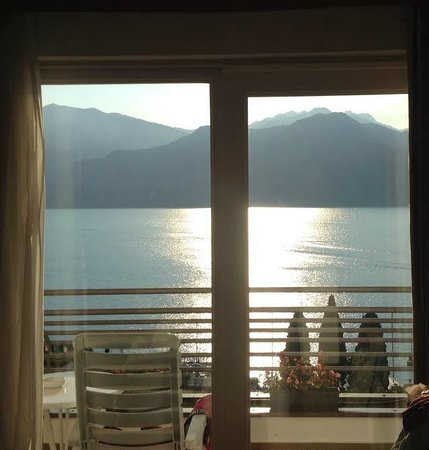 Hotel Capri: Waking up to this every morning !