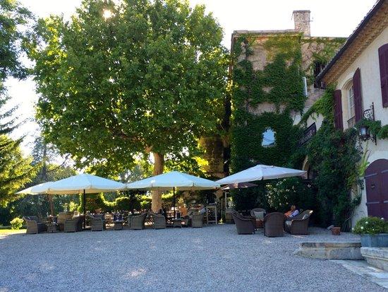 Chateau d'Estoublon: Bistrot Mogador
