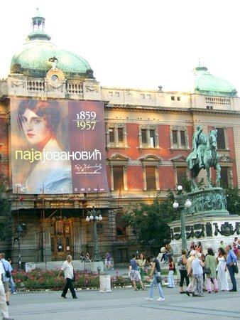 National Museum Belgrade