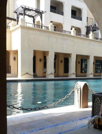 Souk Al Bahar: Second Floor outside Area