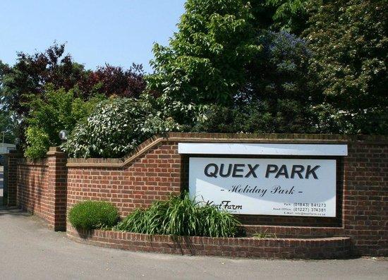 Quex caravan park birchington campground reviews for Quax parc