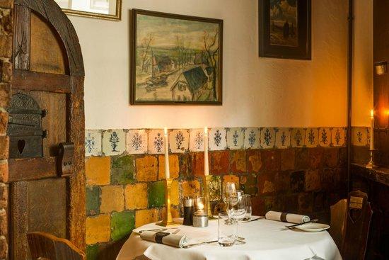 Restaurant d'Vijff Vlieghen