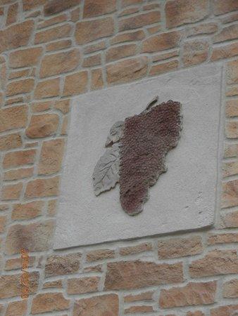 Saint-Julien, Γαλλία: Notre maison au coeur des vignes
