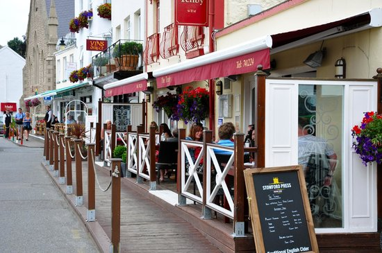 The Tenby: Disappointing Meal