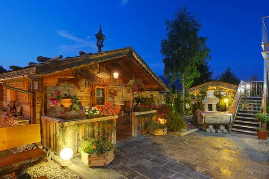 Brunico, Italien: Sauna - Cron3