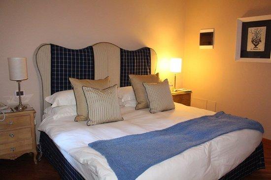 Hotel Villa Carlotta: bedroom