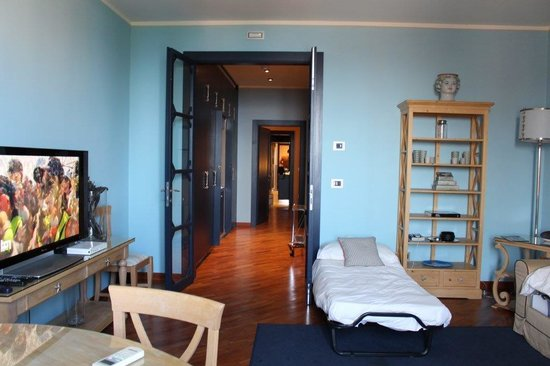 Hotel Villa Carlotta : lounge/dining room