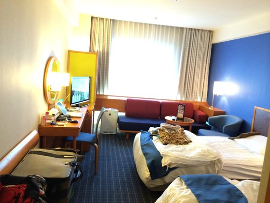 Hotel Nikko Yaeyama: 部屋