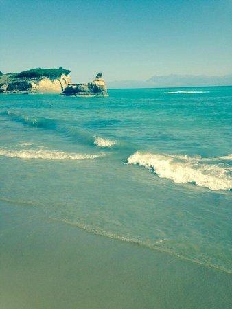 Palmar Apartments: Beach