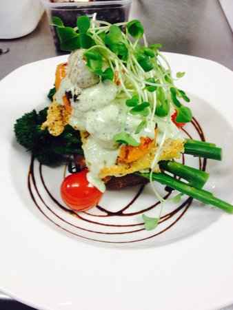 The Saucy Chef on St Andrew: Specialty fish of the day