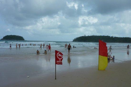 Kata Beach: Clean and beautiful