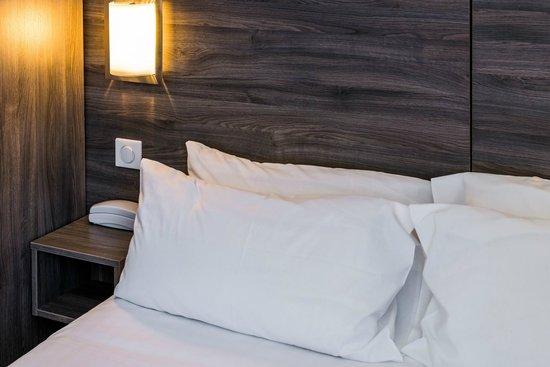 Le 21 Hotel : CHAMBRE
