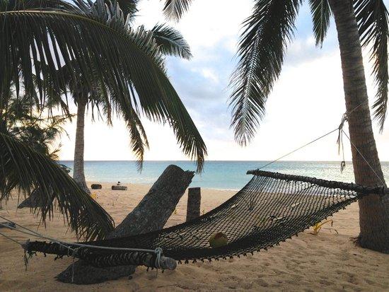Taiana's Resort: Utsikt från rummet